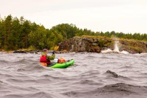 Плавание во время штормаПлавание во время шторма
