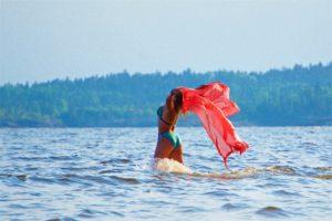 Простые правила безопасного купания детей