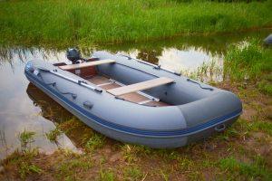прокат лодки под мотор