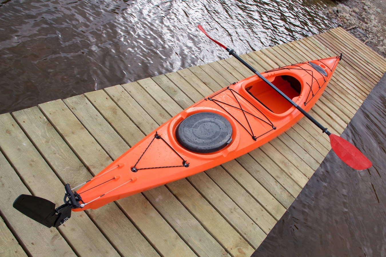 Морской каяк Tahe Kayaks FIT-147